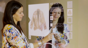 Connected-fashion-store-adds-online-features-to-high-street-shopping