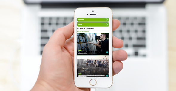 Emakina Creates Mobile Website for ACV-CSC Union |